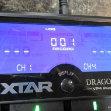 NEW IN THE QUEUE – THE XTAR VP4 PLUS DRAGON CHARGER – 11/21/16