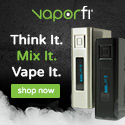 VaporFi Ecigs, Vaporizers and Box Mods. Custom Blends With Over 30,000 Combinations!